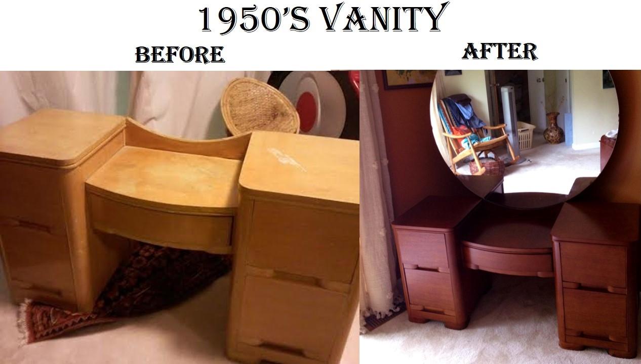 1950's Vanity