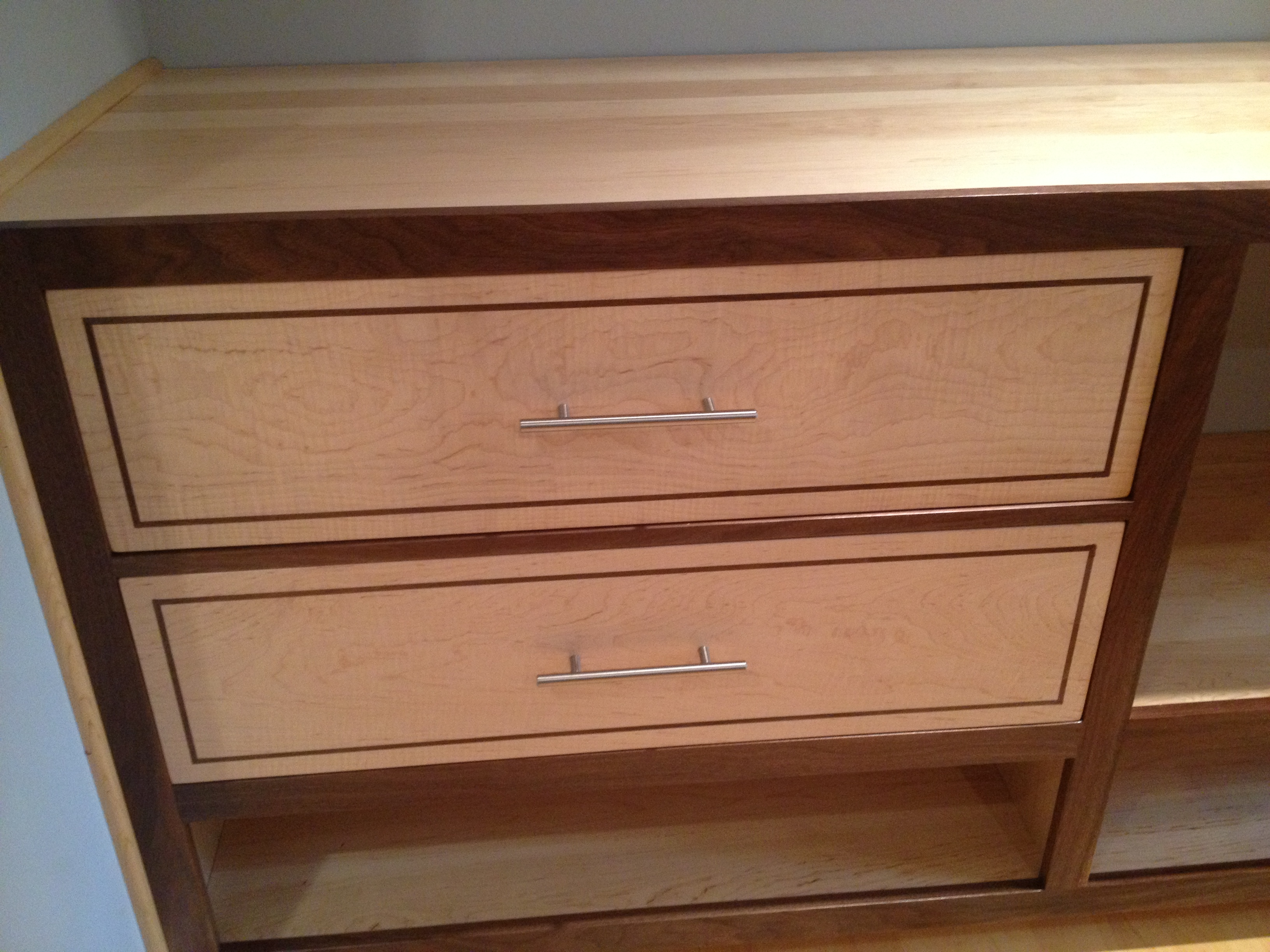 Custom Closet Hudson Woodworking Amp Restoration