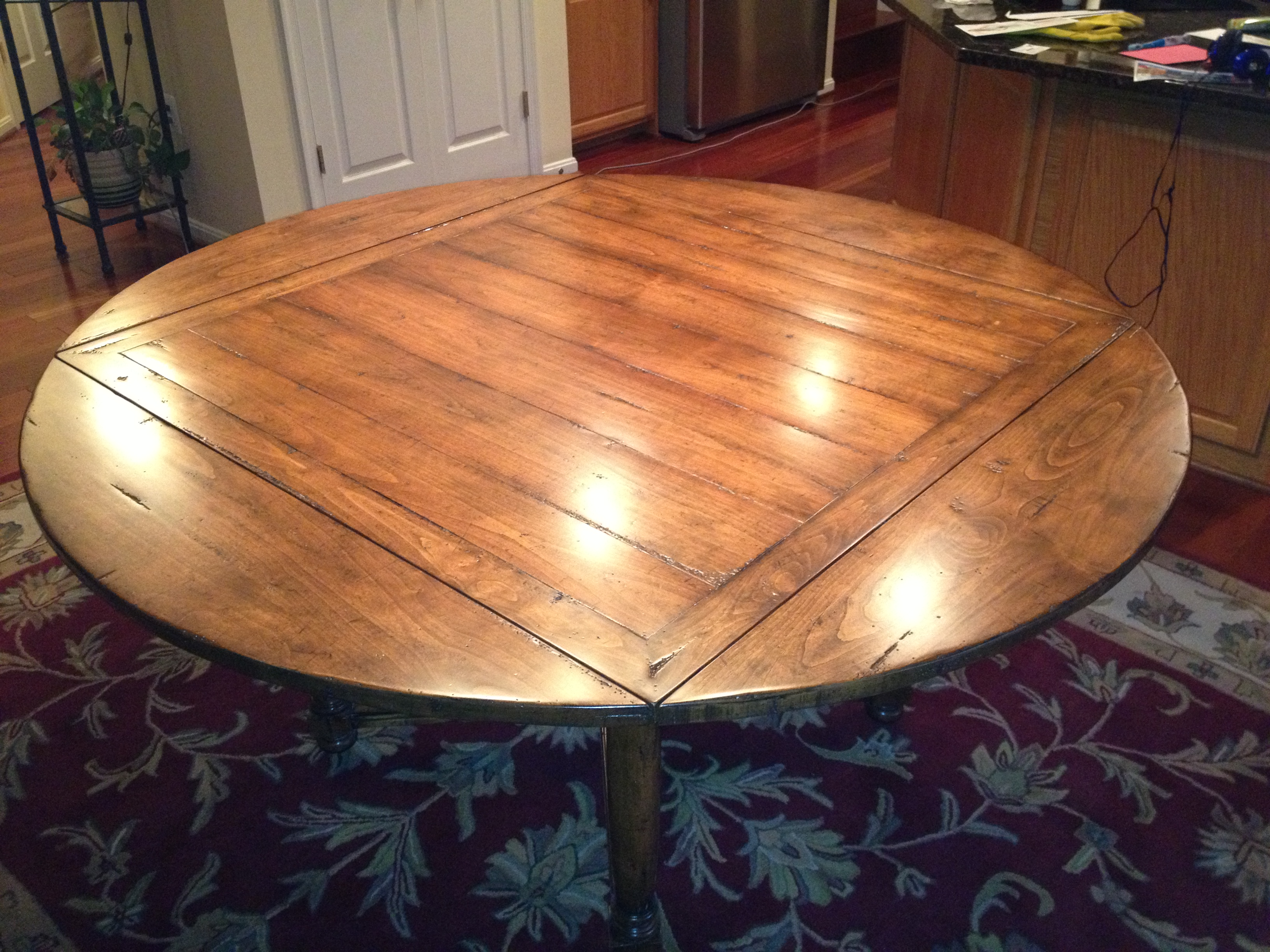 Pine Table 1